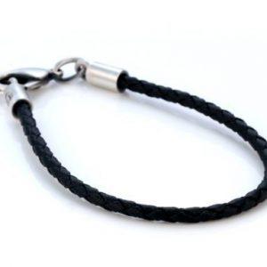 Bico 21cm Braided Bracelet for men (3mm)