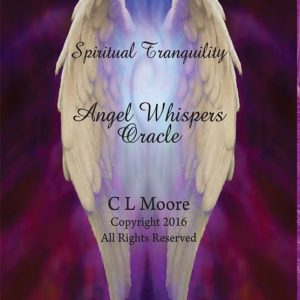 IC Spiritual Tranquility Angel Whispers Oracle cover