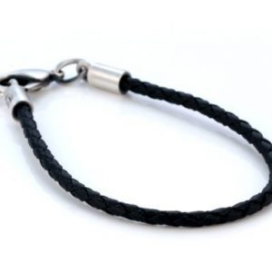 Bico 21cm Braided Bracelet for men (3mm)