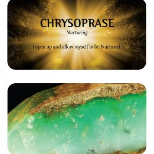 Crystal Wisdom Inspiration Cards – Rachelle Charman