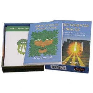Druid Wisdom Oracle cards – Sandra Greenhalgh