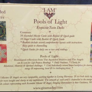 I AM – Pools of Light – Gitama Day