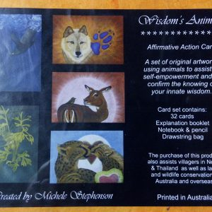 Wisdom's Animals Affirmative Action Cards – Michele Stephenson