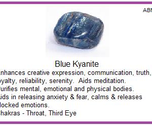 Kyanite gridding sets