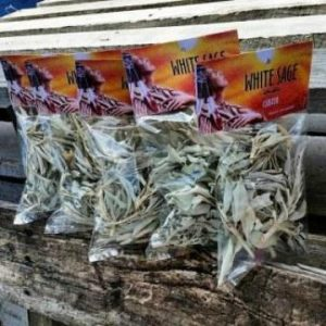 White Sage dried herb